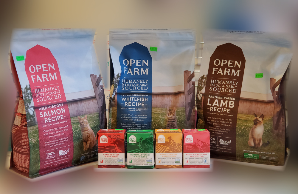 Open Farm Cat Food