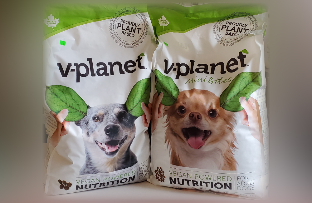 V-Planet Vegan Dog Food